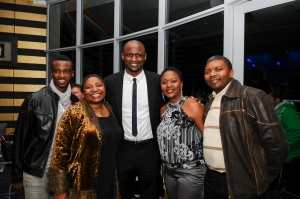 Patrick Vieira holds VIP reception in Joburg