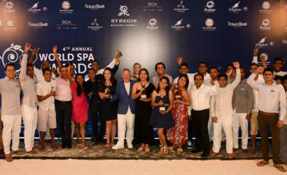 World Spa Awards reveals 2018 winners in star-studded Maldives ceremony