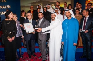 Dubai Tourism wins Travel and Tourism Excellence prizes at Berlin's ITB-2013