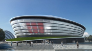 The Hydro in Glasgow, Scotland opens in September 2012