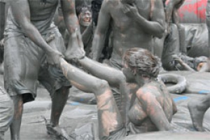 Korea: 14th Boryeong Mud Festival