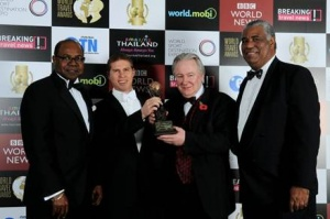 Sandals Resorts receives top honours at the 17th annual World Travel Awards