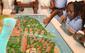 Seychellois touch the future at the expo 2020