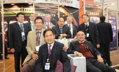 THAI joins Aircraft Interior Expo 2011