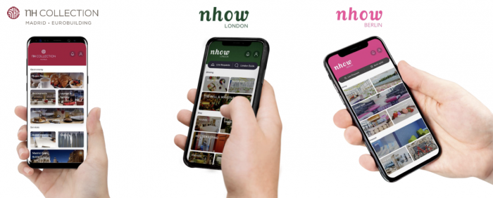 NH Hotels launches new Mobile Guest Service app