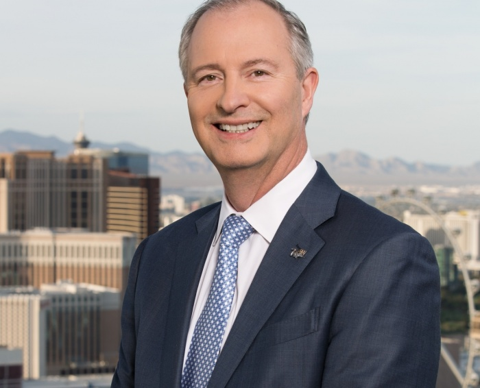 Hill to replace Ralenkotter as Las Vegas tourism chief