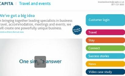 Capita Travel and Events drives innovation with taxi service