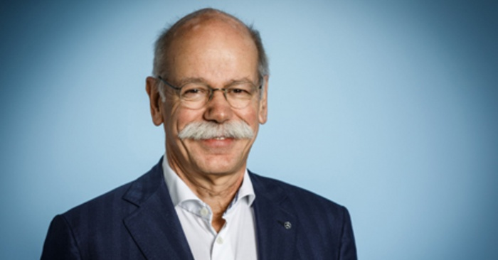 Former Daimler chief Zetsche appointed chairman at Tui
