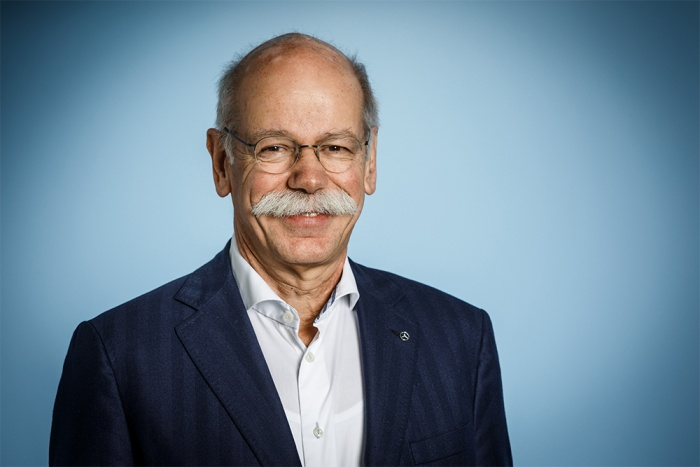 Daimler chief Zetsche to take over as TUI Group chairman