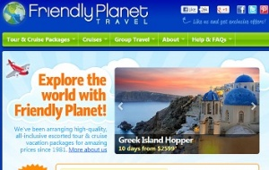 Friendly Planet Travel sets sail for the Greek Isles and Athens