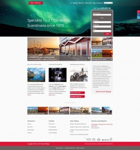 Taber Holidays unveils brand new website