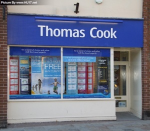 Thomas Cook slashes jobs