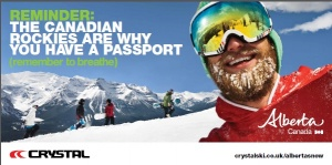 Travel Alberta launches new brand awareness campaign in UK
