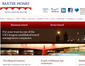 Baxter Hoare acquires DERTOUR trade fair division