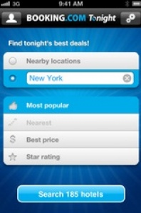 Booking.com's mobile bookings grew 260% in 2013