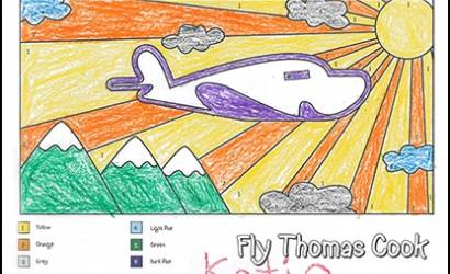 flythomascook.com keeps the kids entertained