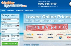 Holiday Hypermarket see 26% increase in bookings after website revamp