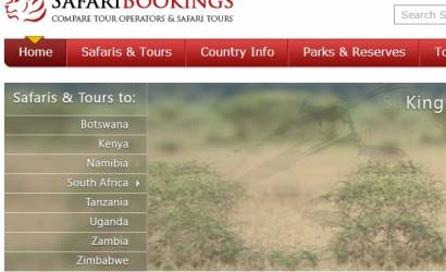 World's largest online safari resource launched
