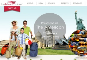 Altria TCB launches online travel portal The American Holiday in India