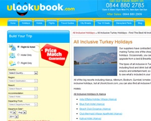 Holidays to Turkey are increasingly popular with tourists