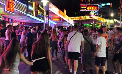 Magaluf closes nightlife hotspots to combat rowdy behaviour
