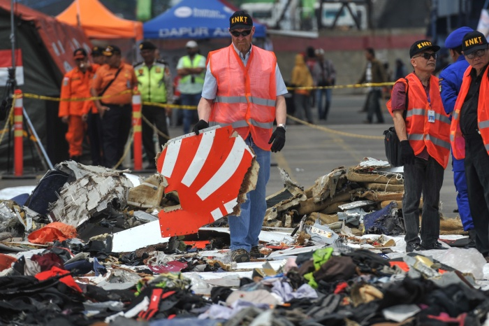 Series of failures led to Lion Air Boeing 737 Max crash