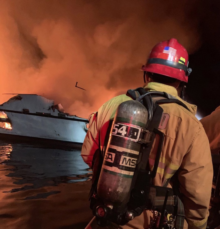 Santa Cruz dive boat fire claims 25 lives