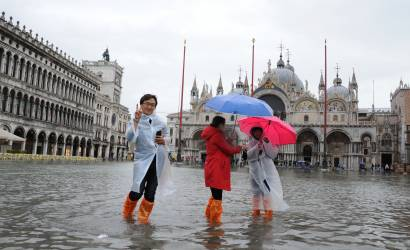 Sink Venice: City counts cost following historic floods