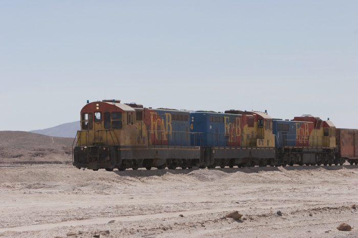 Chile unveils US$5 billion rail development plan