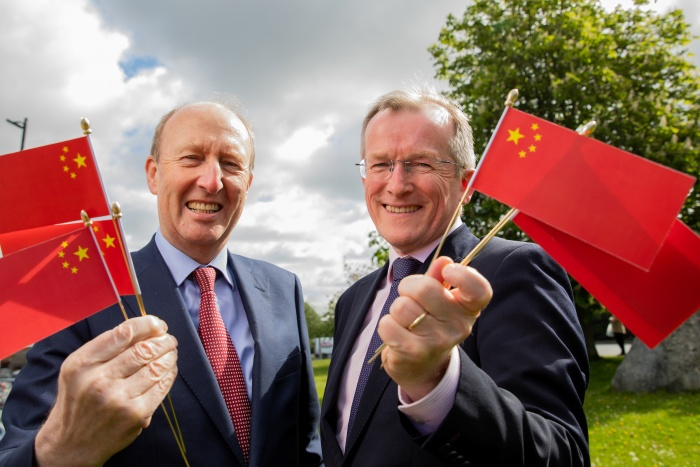 Tourism Ireland outlines China growth strategy as trade visit begins