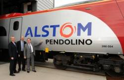 Alstom will supply 8 additional New Pendolino trains to SBB