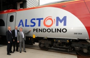 Alstom Pendolino train to enter service with Virgin Trains next week