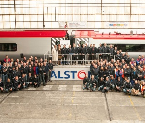 Alstom delivers last Pendolino coaches for West Coast Main Line
