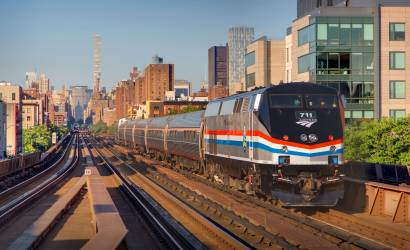 Amtrak reveals US$90m Baltimore Penn Station investment