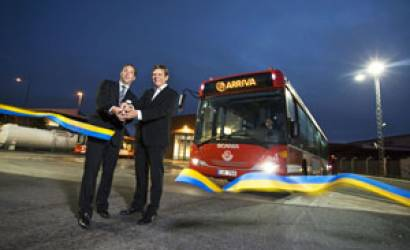 Arriva gets first phase of Sweden's biggest multi-modal transport contract