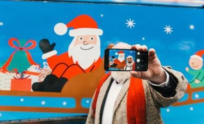 Virgin welcomes festive trains to fleet