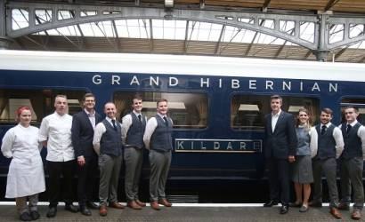 Belmond Grand Hibernian debuts in Ireland