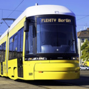 Bombardier wins order for 39 additional FLEXITY Berlin trams