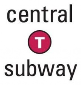 Contract to construct Central Subway stations, track, operating systems advertised