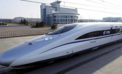 China completes test of high-speed Beijing-Shanghai rail link