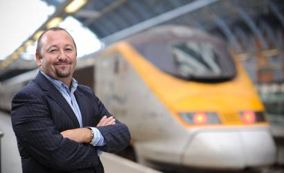 Breaking Travel News interview: Darren Williams, international sales director, Eurostar