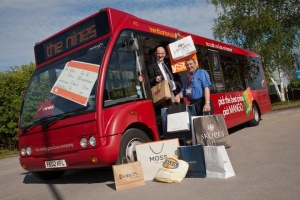 Special shoppers ticket introduced by East Midlands Trains
