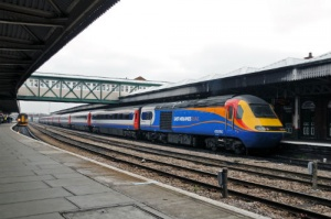 Three years of successful operation for East Midlands Parkway station
