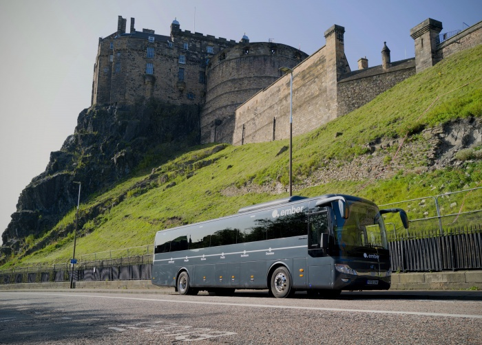 Ember launches emissions free coach travel in Scotland