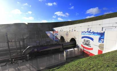 Eurotunnel welcomes 25 millionth truck