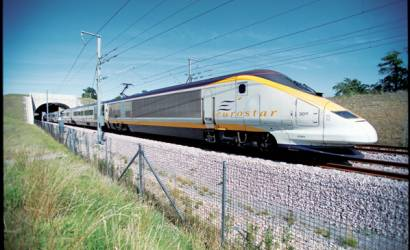 Eurostar services suspended following power outage