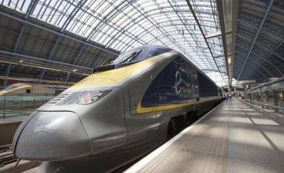 Eurostar reports record passenger numbers for first quarter