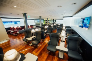Eurostar launches new Business Premier Lounge in Brussels