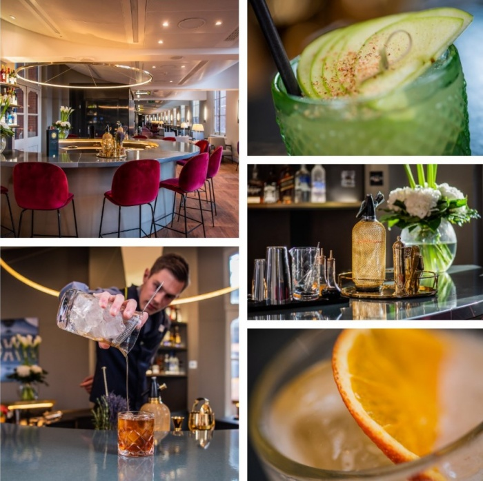 Eurostar launches cocktail bar in London St Pancras lounge