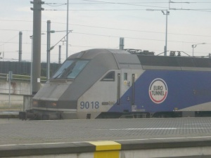 Eurotunnel Freight Shuttle service reaches new peak